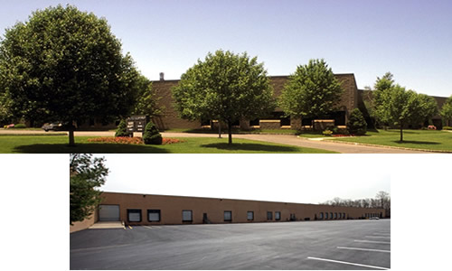 Our new 45000 Square ft location in Fairfield, NJ