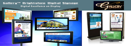 Gallery Digital Signage